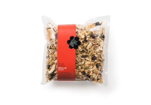 I Just Love Breakfast Fanbag granola #X Christmas (700g)