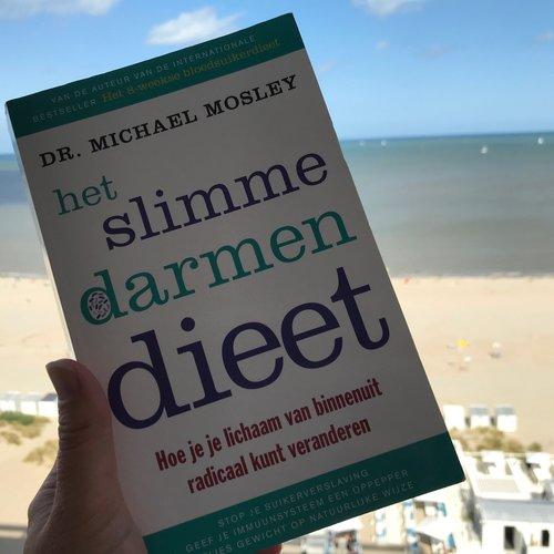 Buchbesprechung: Clever essen für den Darm von Dr. Michael Mosley