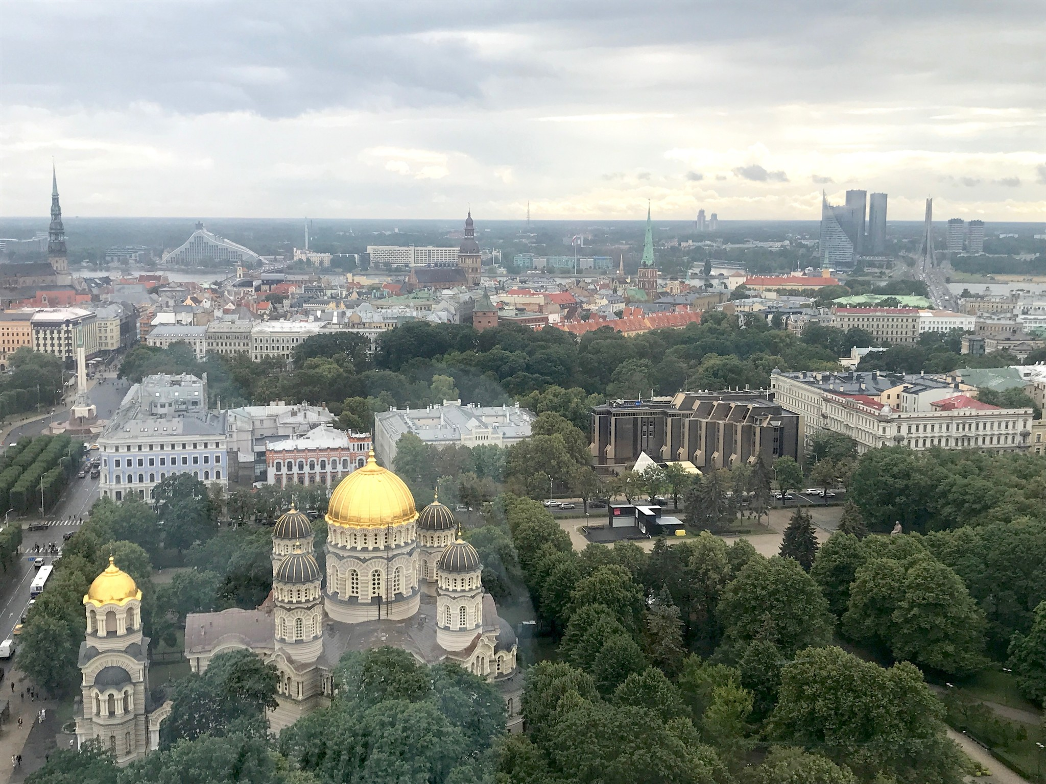 Auf kulinarische Städtereise nach Riga, der Hauptstad von Lettland