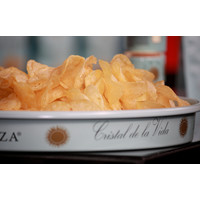 Fleur de sel chips met witte truffel (125g)