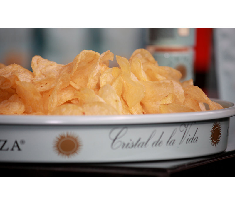 Fleur de Sel chips mit weißem Trüffel (125g)