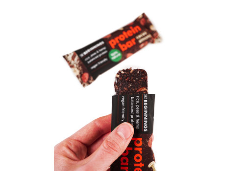 The Beginnings Proteinriegel mit Kakao (40g)
