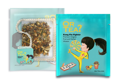 Or Tea? 10 zakjes Kung Flu Fighter (20g)