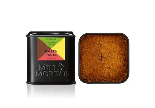 Mill and Mortar Rasta Pasta BIO Gewürzmischung (55g)