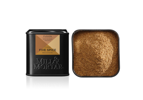 Mill and Mortar 5 spice BIO Gewürzmischung (50g)