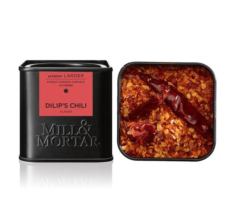 Dilip's BIO 100% chilivlokken (45g)