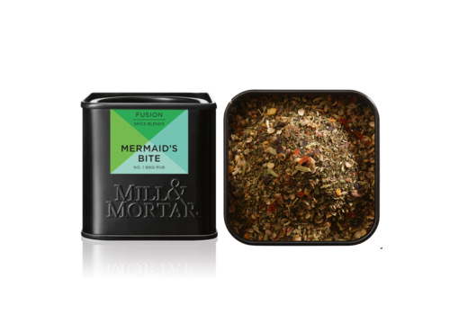 Mill and Mortar Mermaid's bite BIO BBQ rub (50g)