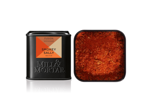 Mill and Mortar Smoky Sally BIO barbecue rub (50g)