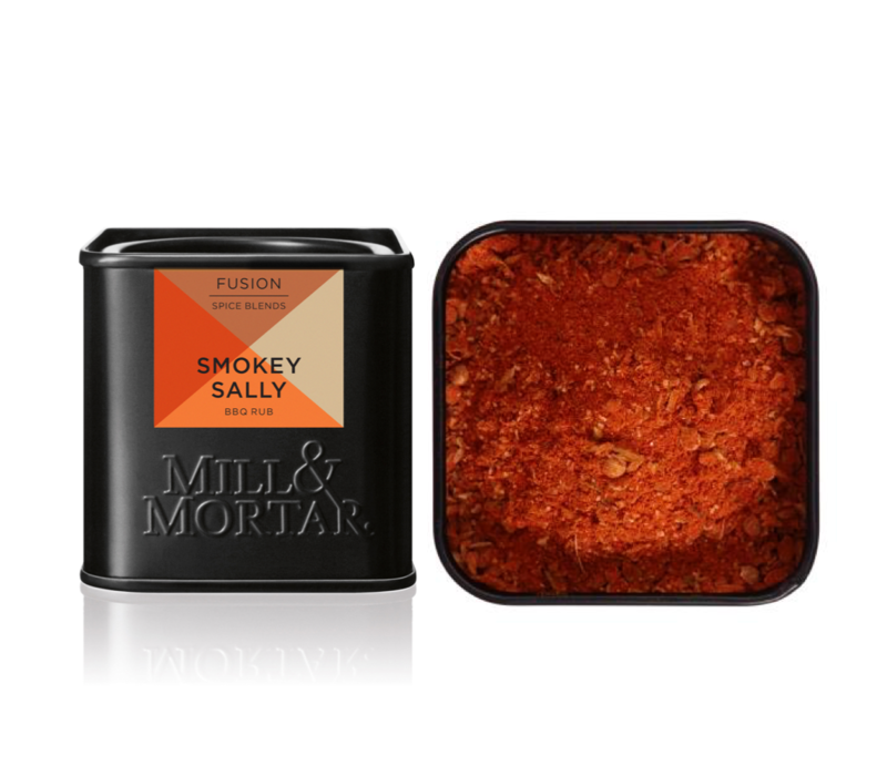 Smoky Sally BIO barbecue rub (50g)