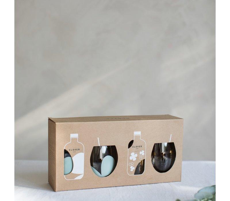 Giftbox Lucky Clover (2x 50ml) (2x 50ml)