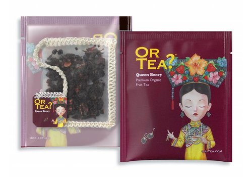 Or Tea? 10 zakjes Queen Berry (25g)