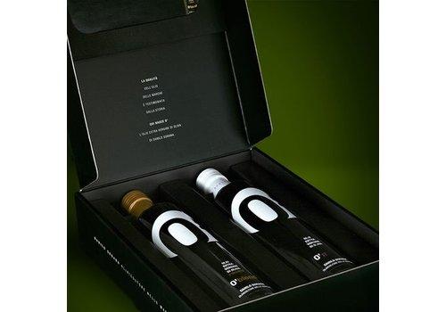 Danilo Sorana Geschenkpaket BIO Italienisches Olivenöl (2 x 50cl)
