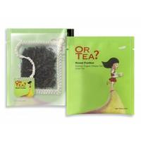 Doos met 10 zakjes groene thee BIO (20g)