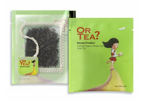 Or Tea? 10 zakjes Mount Feather (20g)