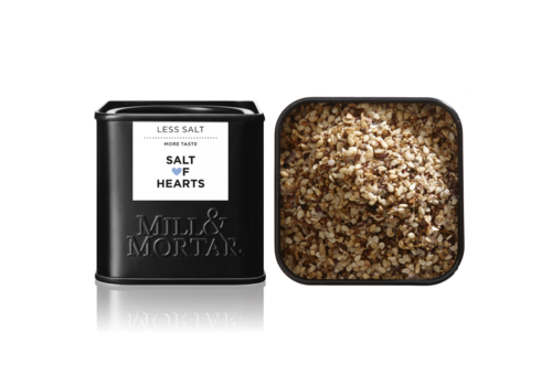 Mill and Mortar Salt of Hearts blend (60g)