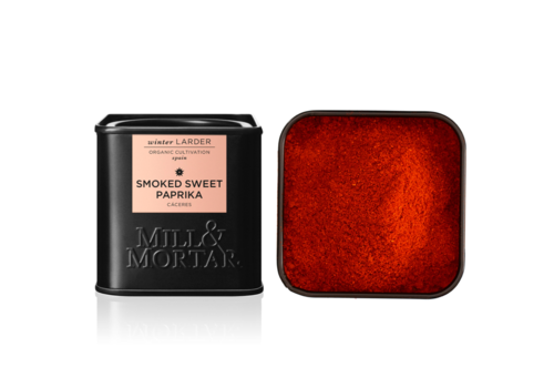 Mill and Mortar Smoked sweet paprika BIO (50g)