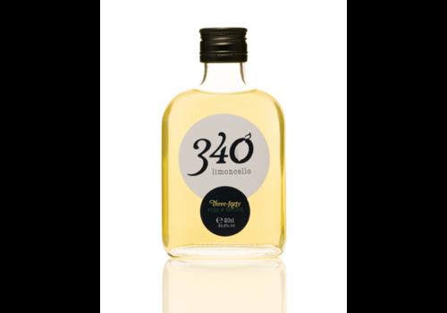 Limoncello 340 Klein flesje Belgische Limoncello (200ml)