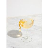 Kleine Flasche handgemachtes belgisches Limoncello (200 ml)