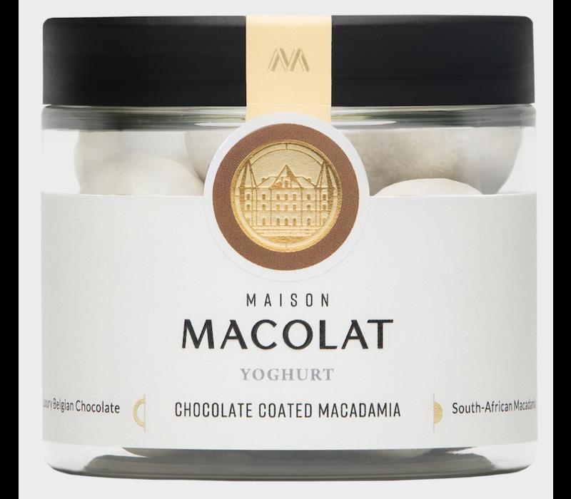 Chocolate coated Macadamia YOGHURT (100g)