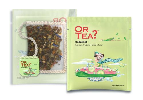 Or Tea? 10 zakjes CuBaMint (20g)