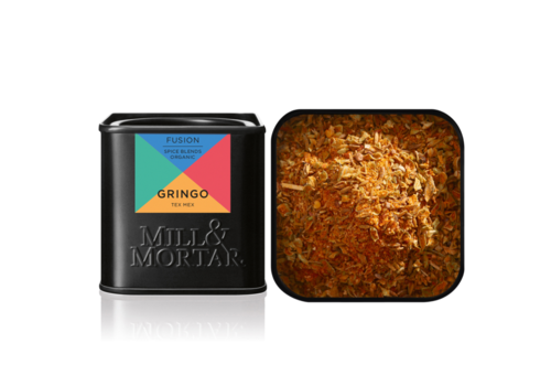 Mill and Mortar Gringo kruidenmix BIO (55g)