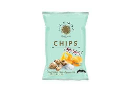 Sal de Ibiza Chips met witte truffel (125g)