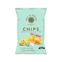 Fleur de sel chips met moscatel azijn (125g)