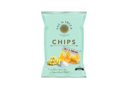Sal de Ibiza Chips met moscatel azijn (125g)