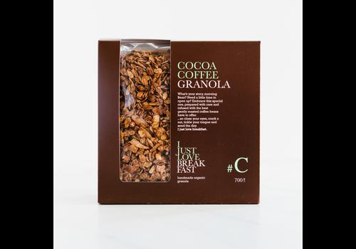 I Just Love Breakfast Fanbox granola #C Cacao-Coffee (700g)