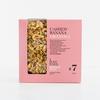 I Just Love Breakfast Handgemaakte BIO granola #7 Cashew-Banana Fanbox (700g)