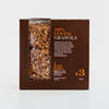 I Just Love Breakfast Handgemaakte BIO granola #3 Cacao Fanbox (700g)