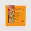 I Just Love Breakfast Handgemaakte BIO granola #8 Aardbei Mango crunch Fanbox (700g)