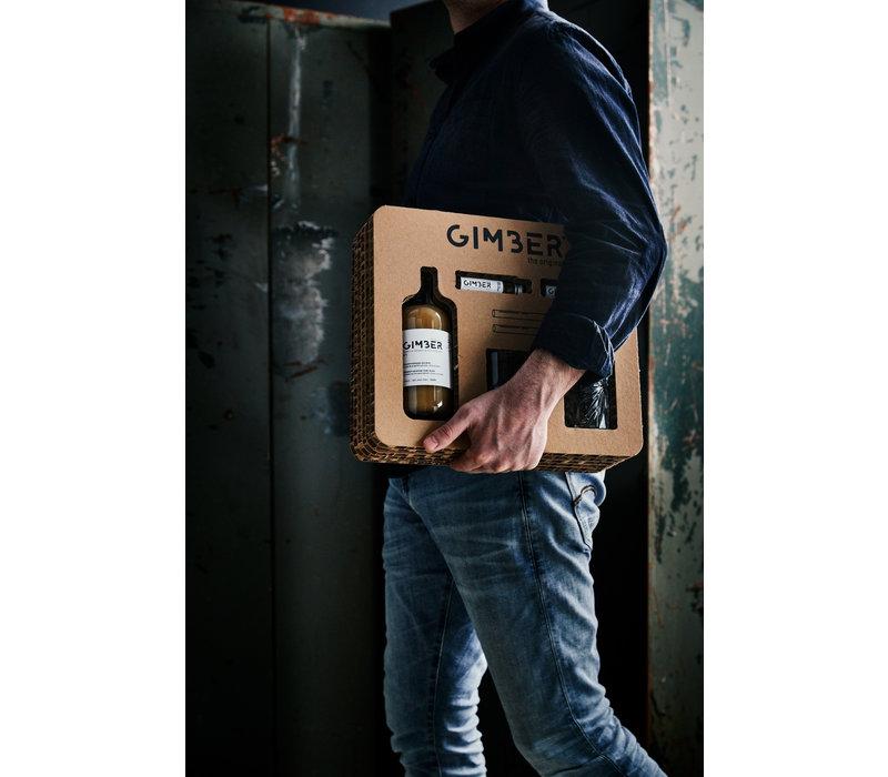 Belgisch BIO gember Giftbox Cocktailset