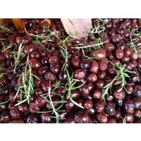 Black Is Black bio-Tapenade aus schwarzen Oliven (212 ml)