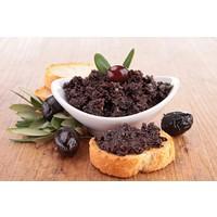 Black Is Black biologische tapenade van zwarte olijven (212ml)