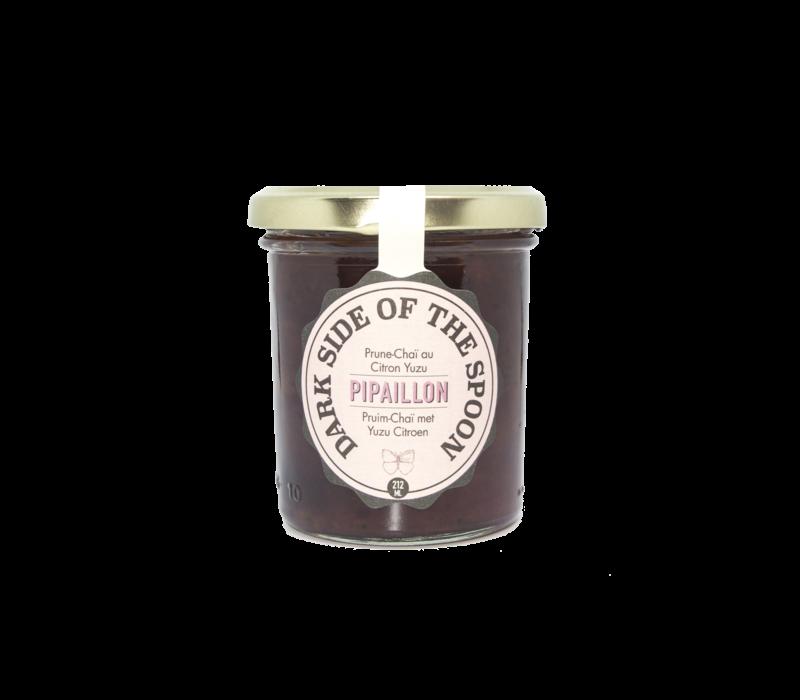 Dark Side Of The Spoon handgemaakte pruimenconfituur met chai & yuzu (212ml)