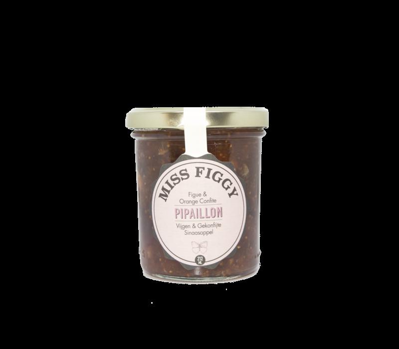 Miss Figgy handgemaakte vijgenconfituur (212ml)