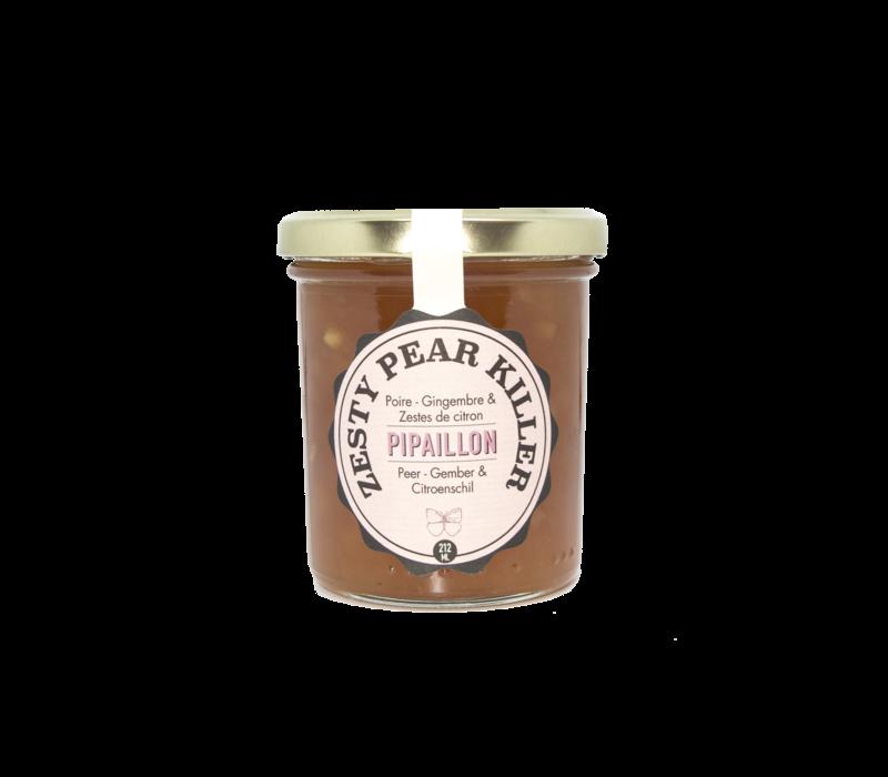 Zesty Pear Killer handgemachte Birnenmarmelade (212ml)