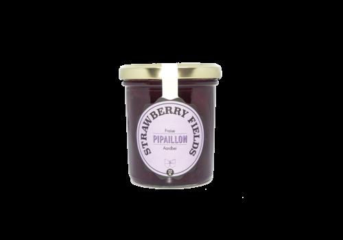 Pipaillon Confituur van aardbeien (212ml)