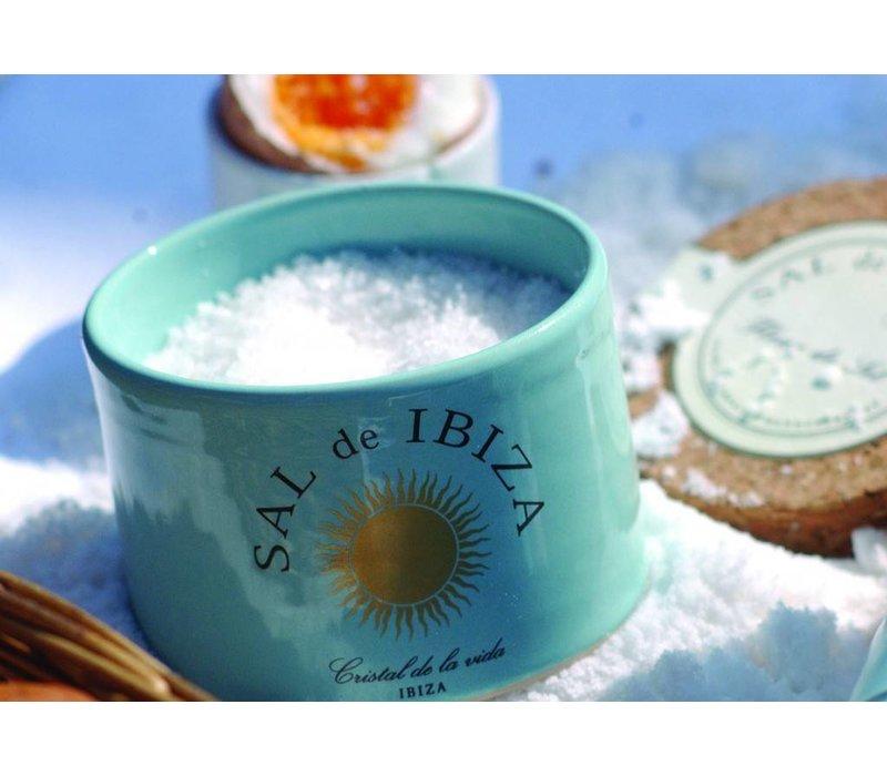 Mini Keramik Salztöpfchen Fleur de Sel Meersalz (28g)