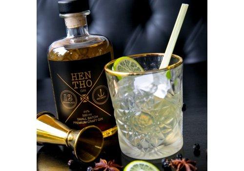 HenTho Spirits Handgemaakte gin CLASSIC (500ml)