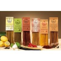 Vollkornnudeln - Pappardelline Limone & pepe (250g)