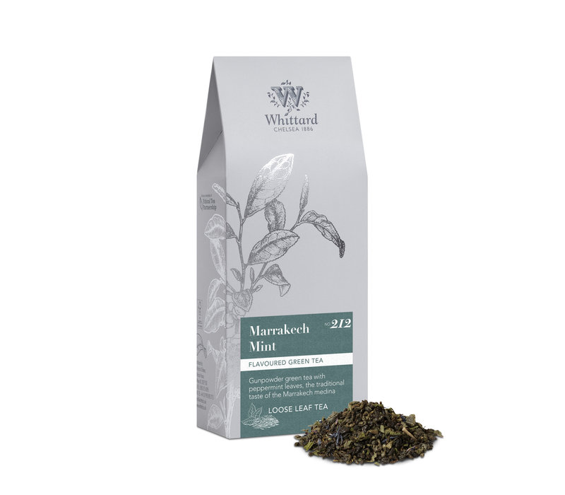 """Loser grüner Tee """"Marrakech Mint"""" (100g)"""