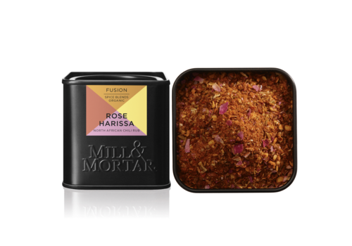 Mill and Mortar Rose Harissa BIO (50g)