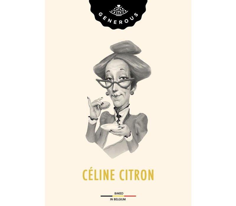 Céline Citron glutenvrije koekjes 120g