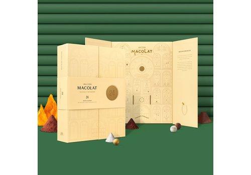 Maison Macolat Stilvoller Adventskalender