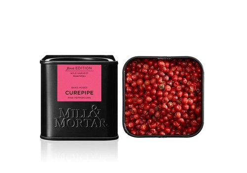 Mill and Mortar Roze peper BIO (25g)