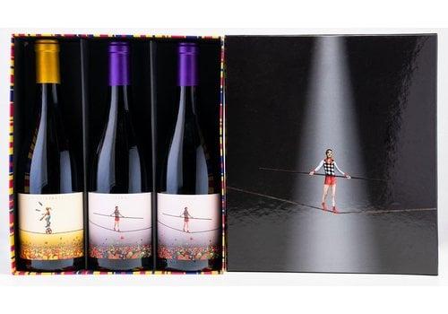 Ca N'estruc Elegante wijnkoffer L'Equilibrista (3 x 75cl)