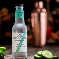 Handgemaakte Cucumber tonic water (200ml)
