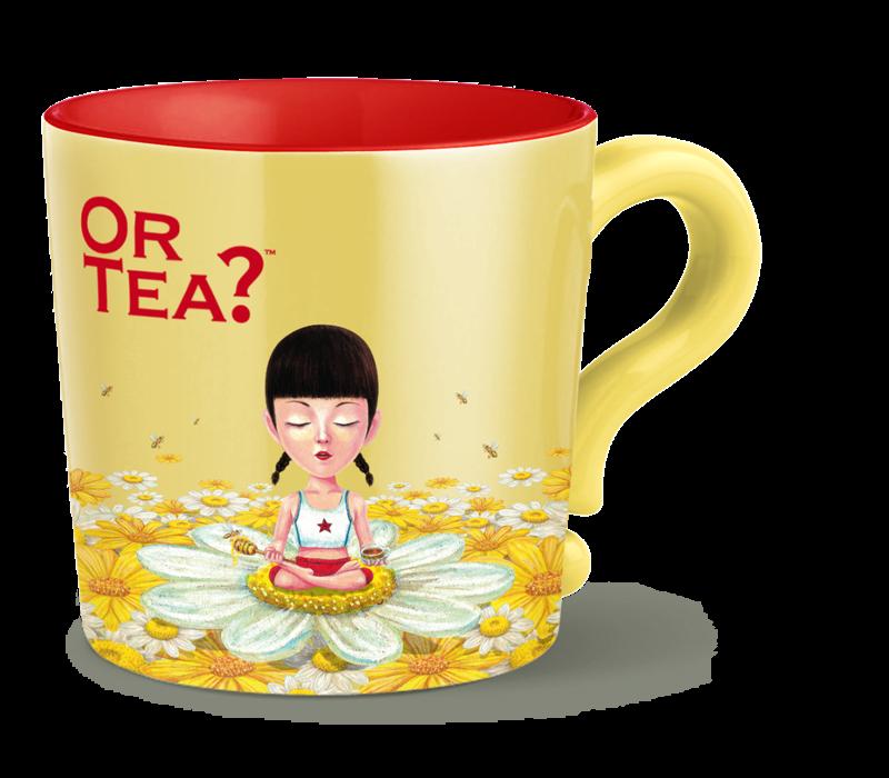 Geschenkbox BEEEEE  Calm mit Becher und Teedose (50g)